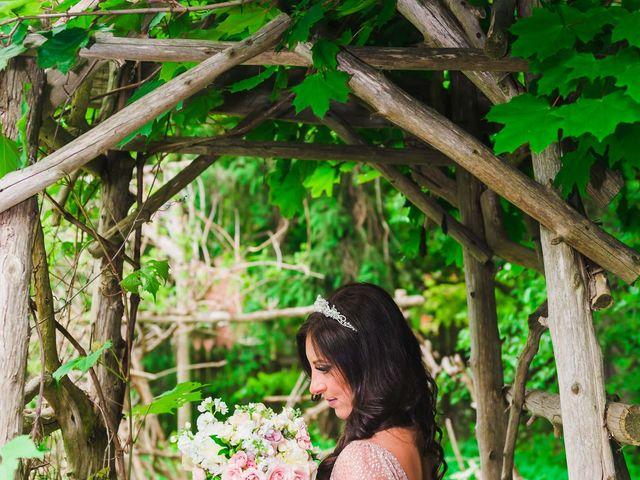 Serena and Josh's wedding in Caledon, Ontario 13