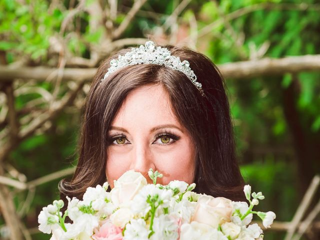 Serena and Josh's wedding in Caledon, Ontario 14