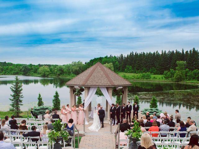 Serena and Josh's wedding in Caledon, Ontario 16