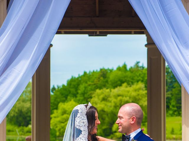 Serena and Josh's wedding in Caledon, Ontario 18