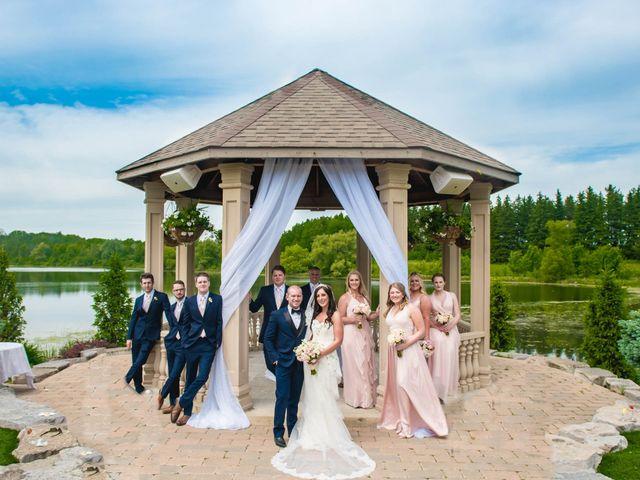Serena and Josh's wedding in Caledon, Ontario 20