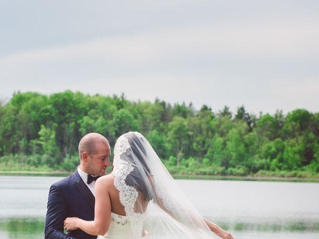 Serena and Josh's wedding in Caledon, Ontario 23