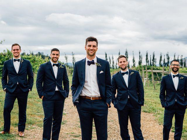 Kiefer and Nicole's wedding in Kamloops, British Columbia 6