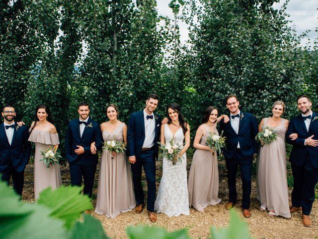 Kiefer and Nicole's wedding in Kamloops, British Columbia 2
