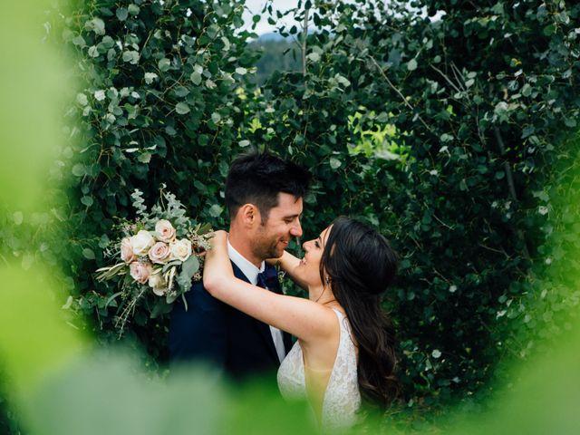 Kiefer and Nicole's wedding in Kamloops, British Columbia 3