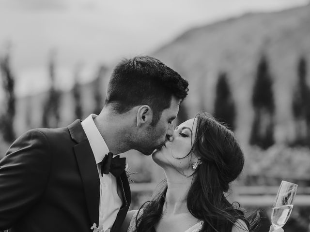 Kiefer and Nicole's wedding in Kamloops, British Columbia 16