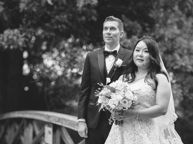 Mathew and Claire's wedding in Vancouver, British Columbia 1