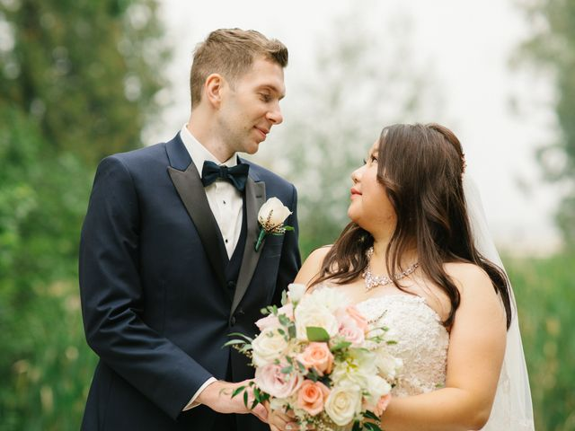 Mathew and Claire's wedding in Vancouver, British Columbia 5