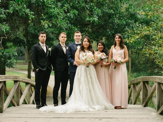Mathew and Claire's wedding in Vancouver, British Columbia 6