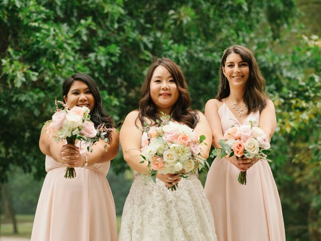 Mathew and Claire's wedding in Vancouver, British Columbia 7