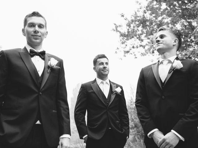 Mathew and Claire's wedding in Vancouver, British Columbia 8