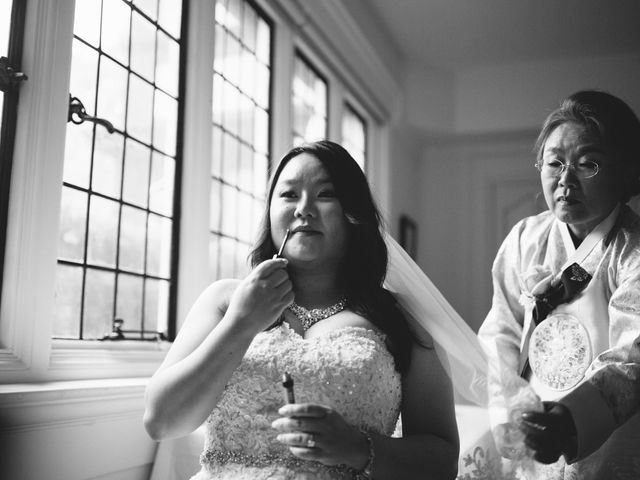 Mathew and Claire's wedding in Vancouver, British Columbia 15