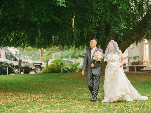 Mathew and Claire's wedding in Vancouver, British Columbia 24