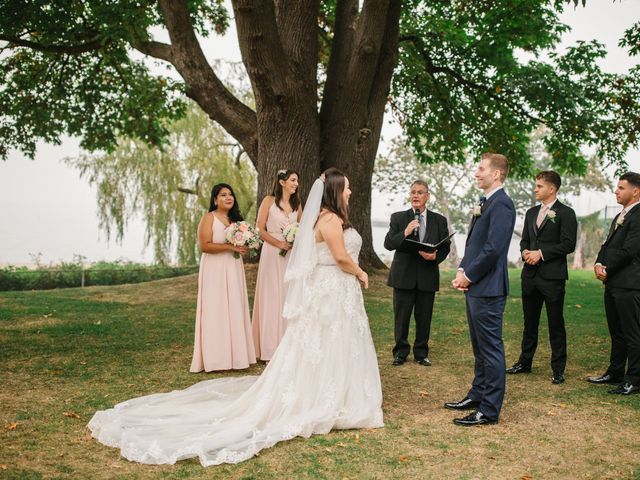 Mathew and Claire's wedding in Vancouver, British Columbia 29