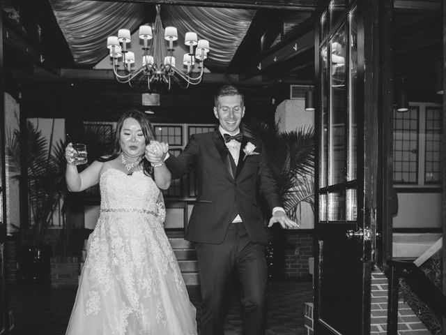 Mathew and Claire's wedding in Vancouver, British Columbia 35