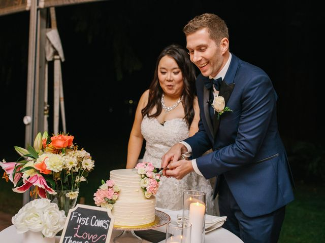 Mathew and Claire's wedding in Vancouver, British Columbia 38