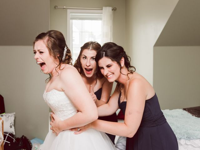 Stacey and Kevin's wedding in Milton, Ontario 4