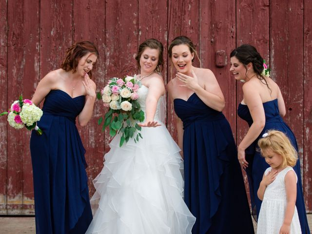 Stacey and Kevin's wedding in Milton, Ontario 15