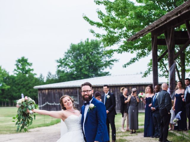 Stacey and Kevin's wedding in Milton, Ontario 21