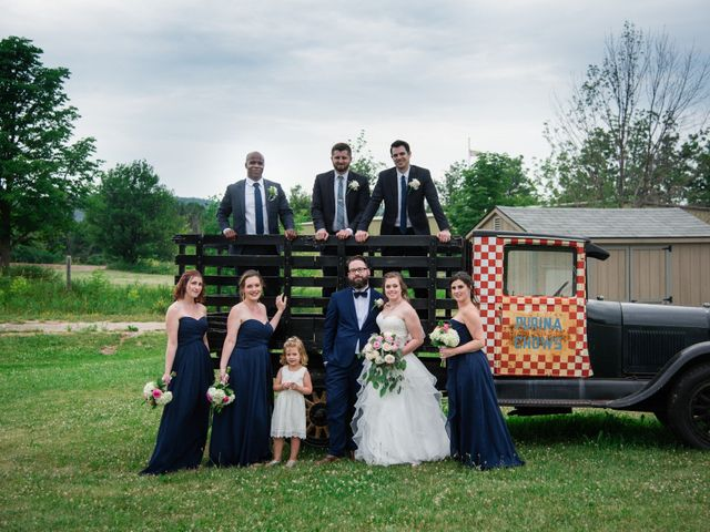 Stacey and Kevin's wedding in Milton, Ontario 26