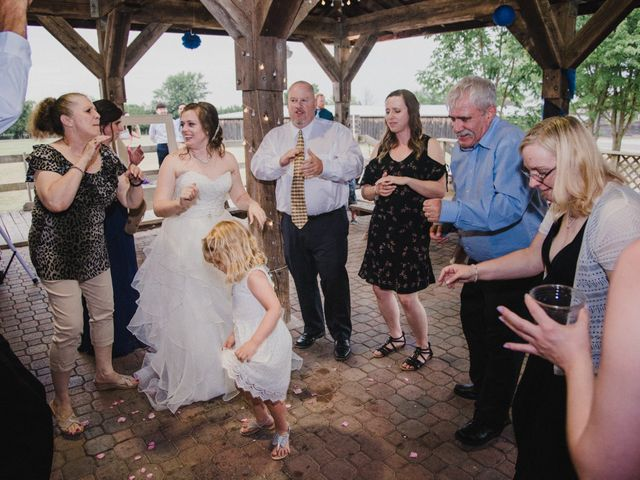 Stacey and Kevin's wedding in Milton, Ontario 30