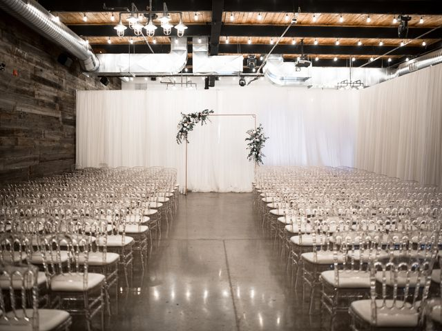 Shawn and Danielle's wedding in Toronto, Ontario 3