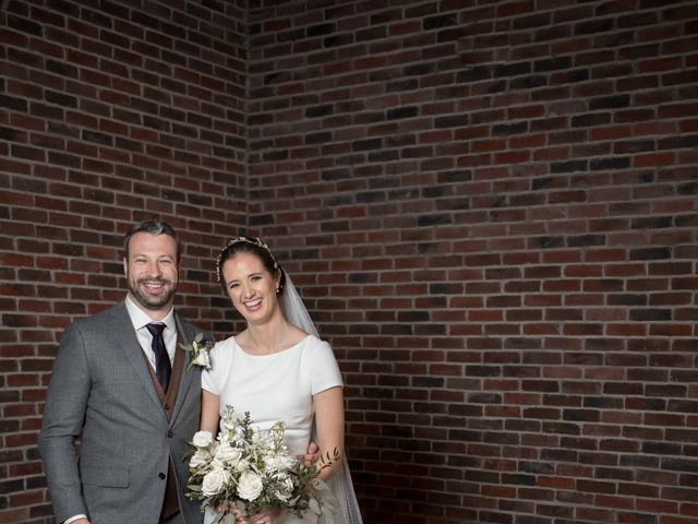 Shawn and Danielle's wedding in Toronto, Ontario 8