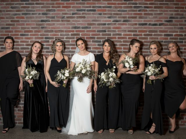 Shawn and Danielle's wedding in Toronto, Ontario 9