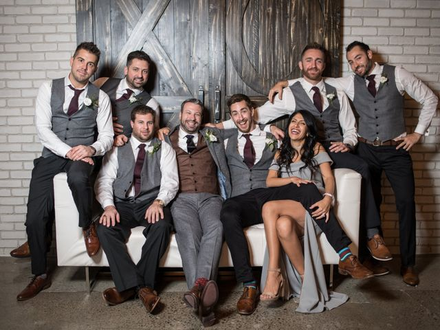 Shawn and Danielle's wedding in Toronto, Ontario 11