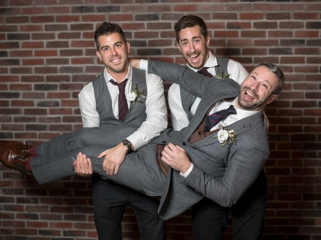 Shawn and Danielle's wedding in Toronto, Ontario 12