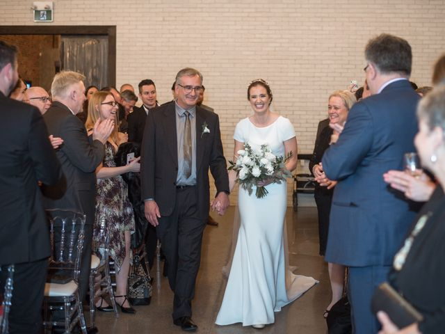 Shawn and Danielle's wedding in Toronto, Ontario 15