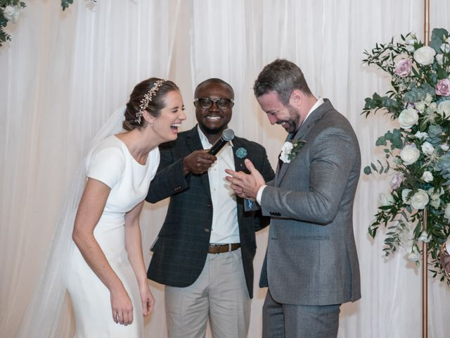 Shawn and Danielle's wedding in Toronto, Ontario 16