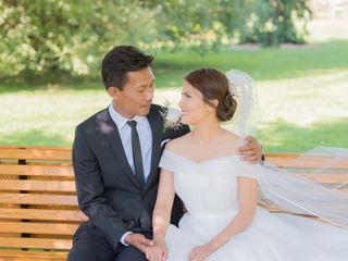 The wedding of Vivi and Lin 3