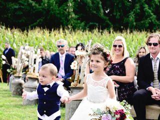 The wedding of Missy and Matt 1