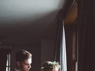 The wedding of Naomi and Roman 1