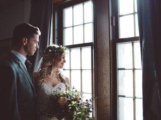 The wedding of Naomi and Roman 2