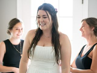The wedding of Molly and Corey 3