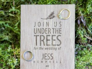 The wedding of Jess and Mercedes 1