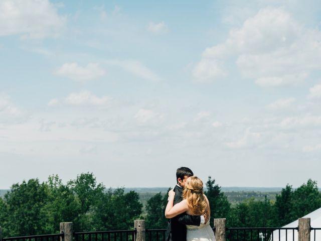 Ryan and Amanda's wedding in Barrie, Ontario 8