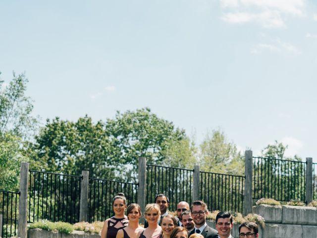 Ryan and Amanda's wedding in Barrie, Ontario 9