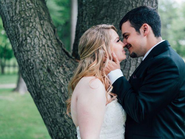 Ryan and Amanda's wedding in Barrie, Ontario 15