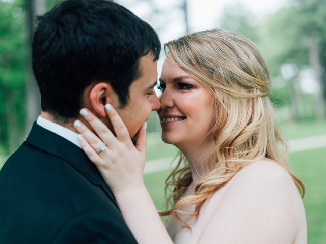 Ryan and Amanda's wedding in Barrie, Ontario 17