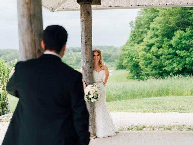 Ryan and Amanda's wedding in Barrie, Ontario 18