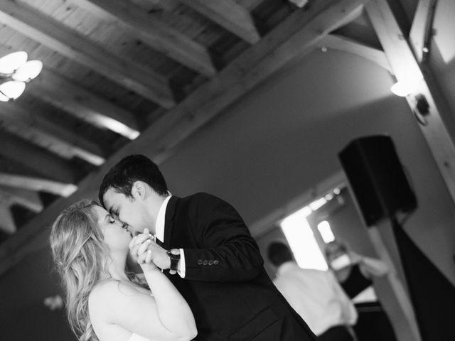 Ryan and Amanda's wedding in Barrie, Ontario 22