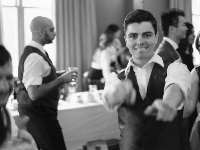 Ryan and Amanda's wedding in Barrie, Ontario 25