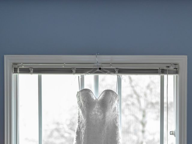 Andrew and Arleen's wedding in Newmarket, Ontario 3