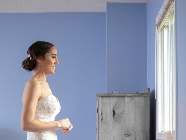Andrew and Arleen's wedding in Newmarket, Ontario 7