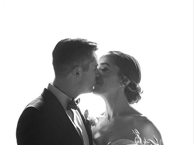 Andrew and Arleen's wedding in Newmarket, Ontario 9