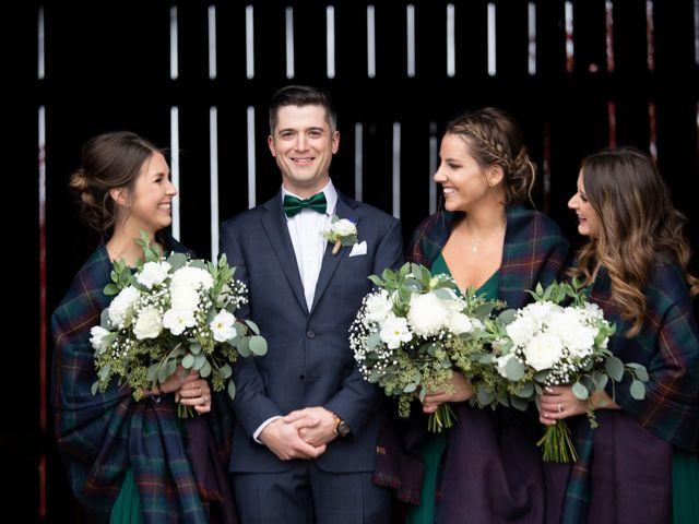 Andrew and Arleen's wedding in Newmarket, Ontario 12