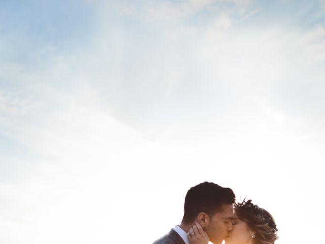 The wedding of Naomi and Roman